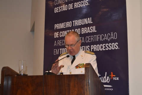 Coronel Mendes toma posse como novo presidente do TJM-RS