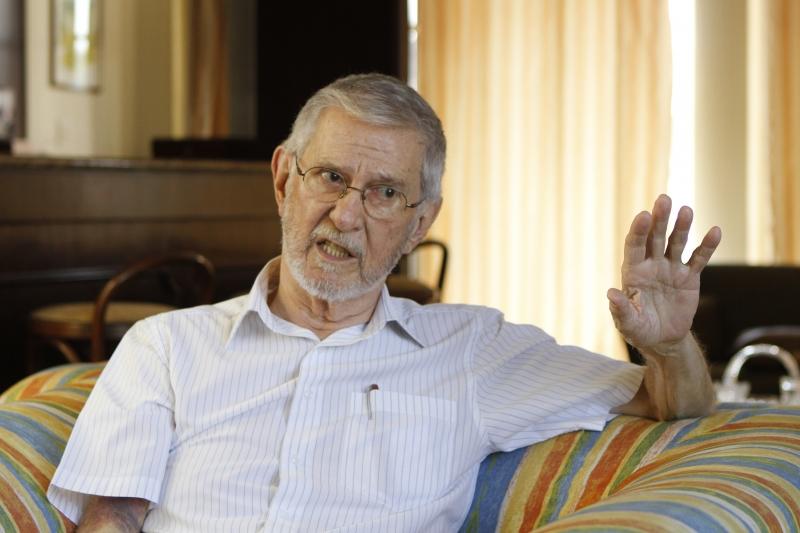 Ibsen tinha 84 anos e sofreu uma parada cardiorrespiratória enquanto passava por tratamento de saúde