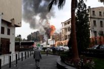 Rússia pede calma para evitar escalada do embate entre Israel e Irã na Síria