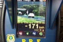 PRF flagrou mais de 7,6 mil infrações em quatro dias nas estradas gaúchas
