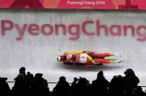 Alemanha garante ouros no combinado nórdico e nas duplas no luge e segue em 1º nos Jogos de Inverno