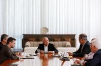 Temer e ministros discutem medidas para situação de venezuelanos em Roraima