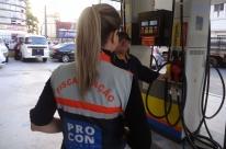 Procon realiza novo levantamento de preços da gasolina comum