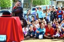 Teatro de Caixa é atração no Brique da Redenção e em outros pontos da cidade