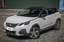 Peugeot apresenta versão superequipada do 3008