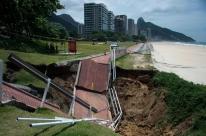 Ciclovia Tim Maia teve quatro desabamentos em pouco mais de três anos no Rio de Janeiro