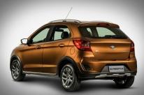 Ka FreeStyle será o utilitário compacto da Ford