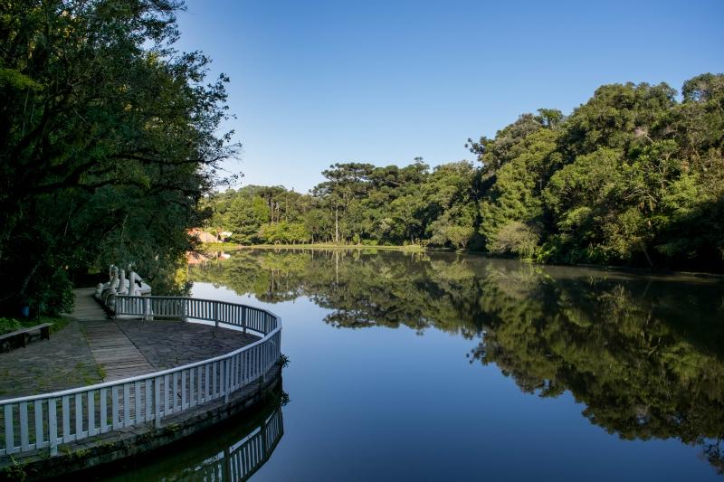 Belezas do Parque Aldeia dos Imigrantes são uma atração à parte