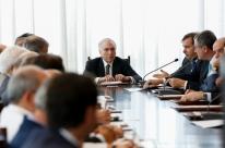Reunião de Temer com conselhos tem apenas três representantes da sociedade civil