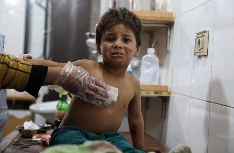 ONG: EUA mobilizam terroristas no sul da Síria para atacar Ghouta Oriental