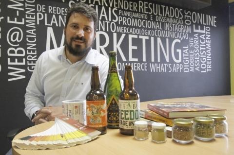 Agência gaúcha foca em rótulos de cerveja