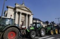 Agricultores na França protestam contra acordodaUE com Mercosul