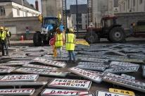 Acordo União Europeia e Mercosul gera manifestação na França