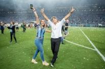 Recopa faz Renato igualar Felipão em títulos internacionais no Grêmio