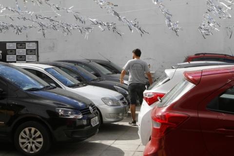 Venda de veículos novos cresce 12% em julho ante igual mês de 2018