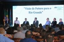 Pré-candidatos ao governo gaúcho se encontram em primeiro evento
