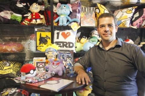 Paixão por animes movimenta mercado em Porto Alegre