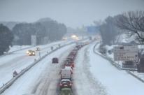 Onda de frio causa morte de pelo menos quatro pessoas na Europa