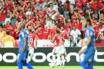 Com gol e assistência de Iago, Internacional vence Cianorte na Copa do Brasil