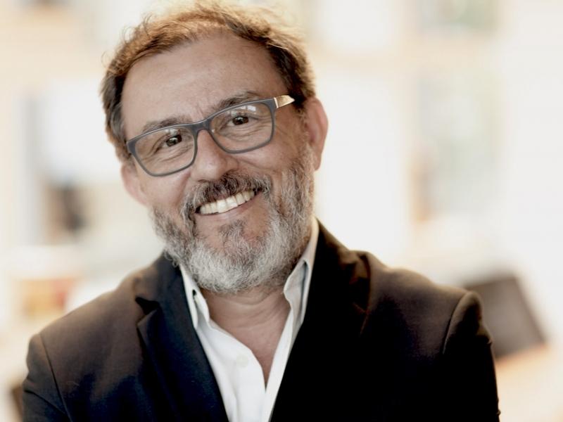 O perfil publicado nesta semana por Coletiva.net é do publicitário Cado Bottega.