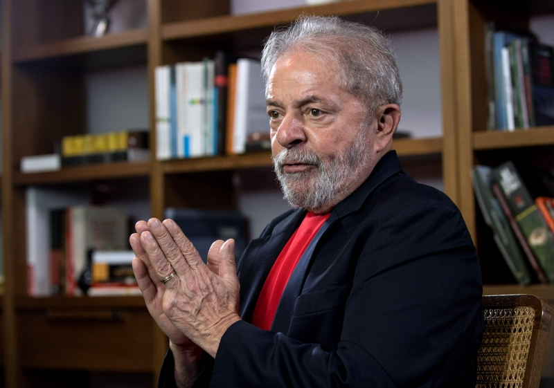Embargos declaratórios contra a condenação de Lula estão no TRF-4