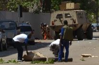 Sede do Exército e embaixada da França são alvos de ataque em Burkina Fasso