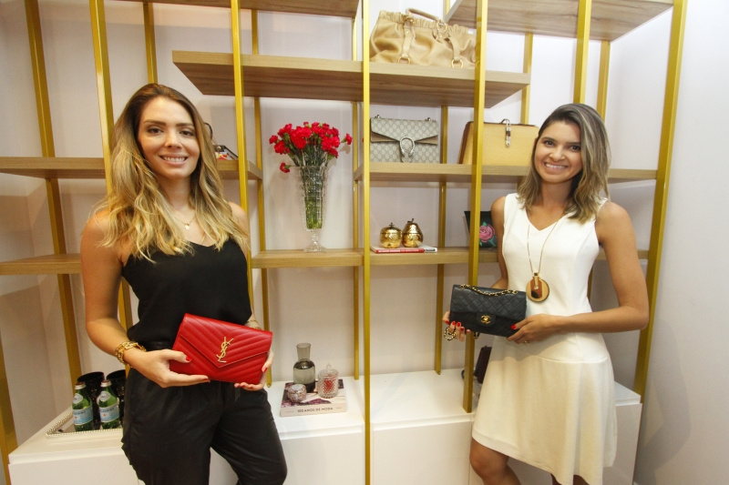 c84396e91 Na era do compartilhamento, o negócio de Fabiana e Vanessa atende à demanda  dos acessórios