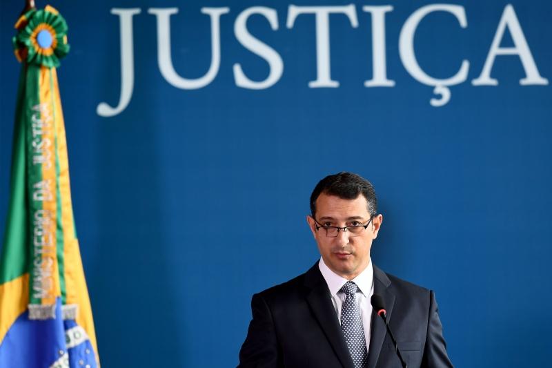 Diretor da PF, Rogério Galloro encaminhou relatório à presidência do TSE