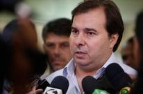 Para Rodrigo Maia, rejeição impede eleição de Alckmin