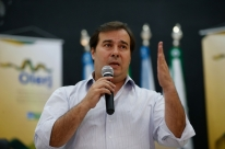 Partidos da base de Temer sinalizam apoio à candidatura de Rodrigo Maia ao Planalto