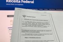 Cartas que pedem atualização de dados bancários na Receita Federal são falsas
