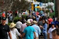Público movimenta parque no segundo dia da Expodireto