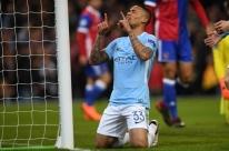 Gabriel Jesus marca e City avança às quartas da Liga dos Campeões mesmo com derrota