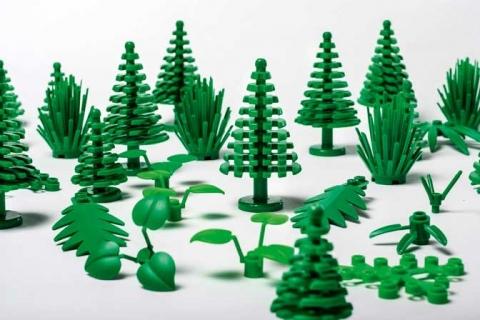 Braskem se torna fornecedora de plástico verde para a Lego
