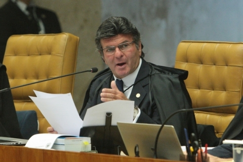 Luiz Fux pode suspender lei do juiz de garantias