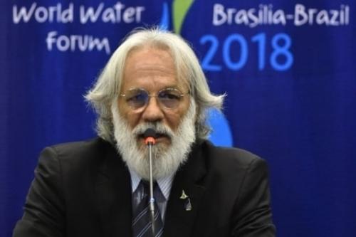 Paulo Salles, diretor presidente da Adasa do DF, preside o Fórum Mundial da Água