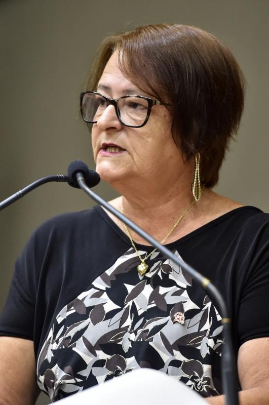 Natália Alves é líder comunitária