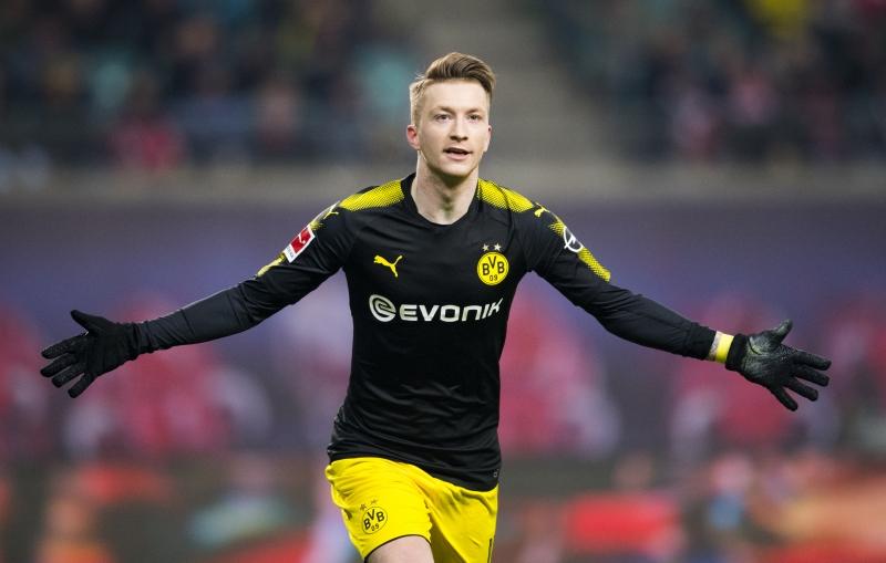 Borussia Dortmund Anuncia Renova 231 227 O Contratual De Marco