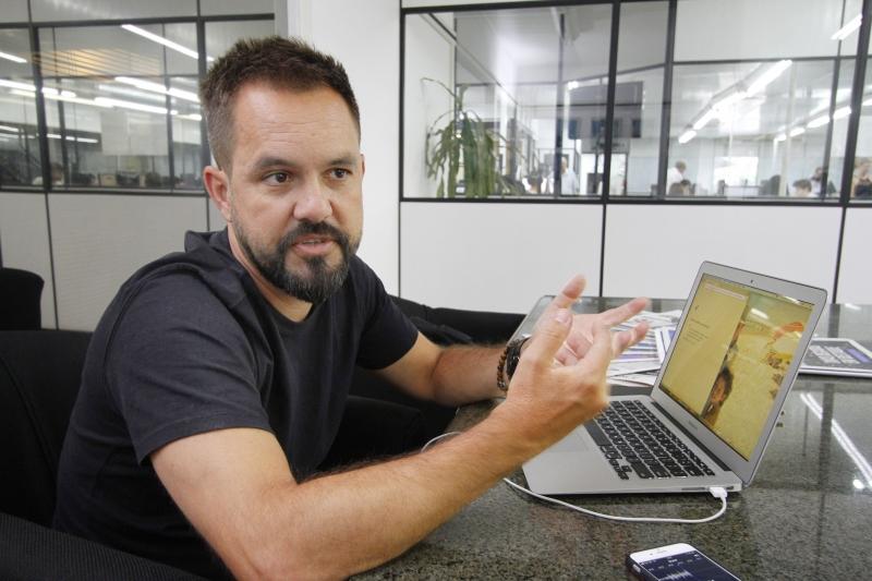 Aranha quer incluir na Rede iniciativas em prol do empreendedorismo