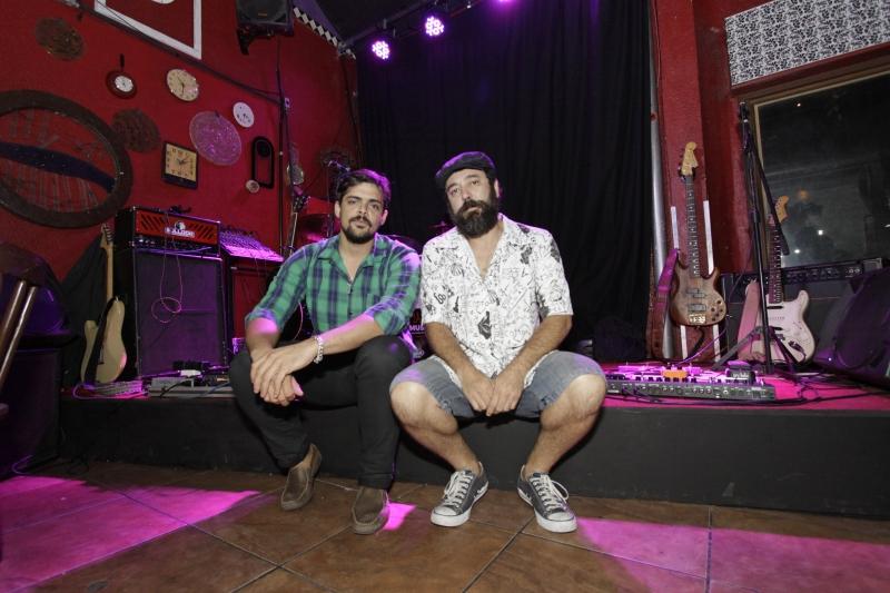 O bar Paraphernalia está sob nova direção Na foto: Lico Silveira