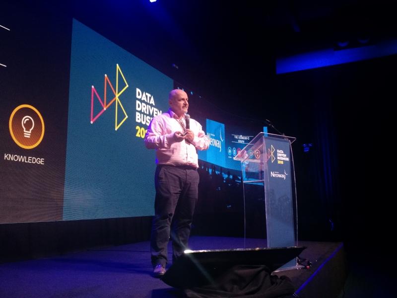 Milton Beck, diretor regional do LinkedIn na América Latina, esteve entre os palestrantes do DDB