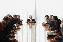 Sartori negocia com Temer e ministros acordo de recuperação fiscal