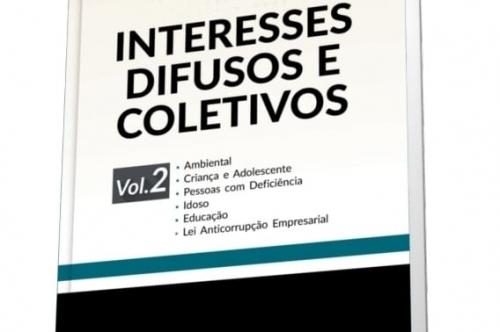 Detalhe da capa do livro