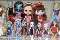 Galeria Hipotética comemora três anos com exposição de bonecas