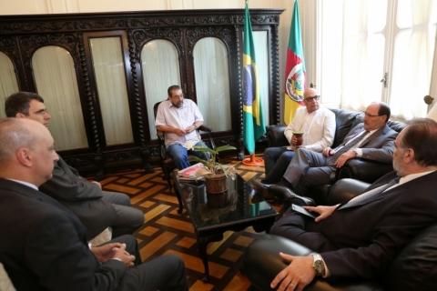 Hohlfeldt vai priorizar busca de recursos para concluir Multipalco no São Pedro