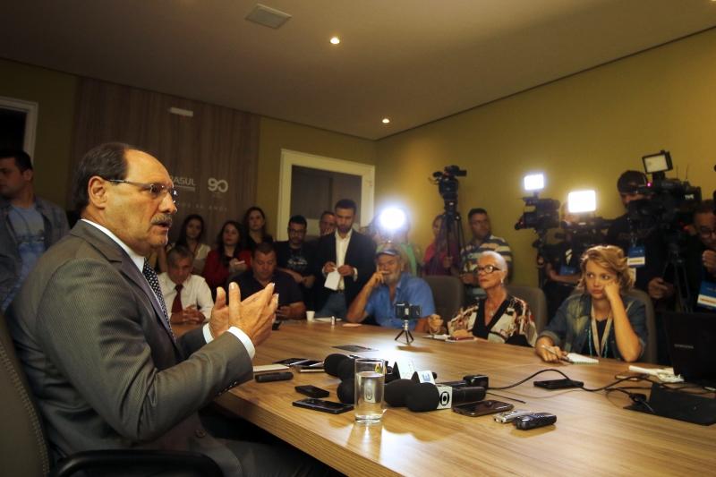 """Sartori avaliou que """"ainda há tempo"""" para Assembleia aprovar plebiscito"""