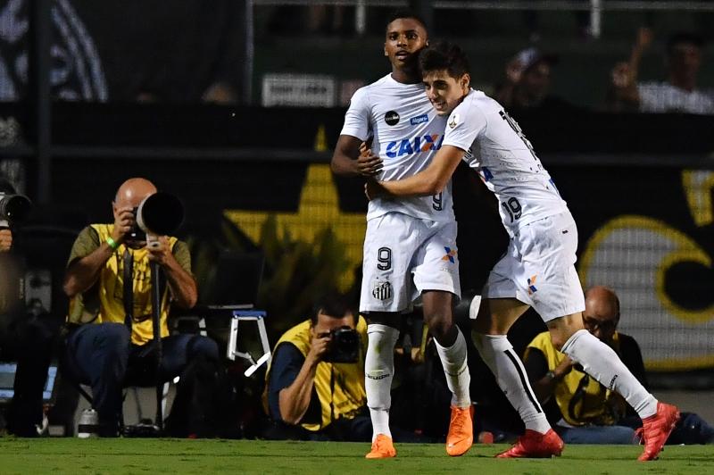 Após duas rodadas da Libertadores, o Santos ocupa a segunda colocação da chave