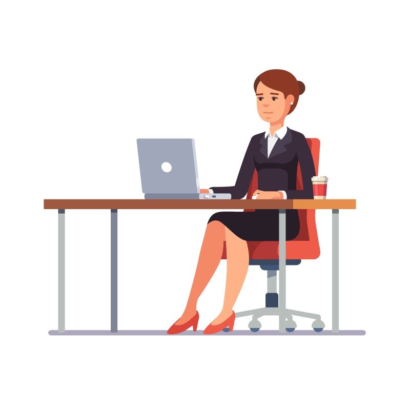 Mulher executiva - Projetado por Iconicbestiary - Freepik.com