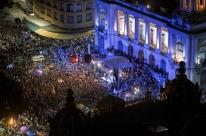 Ato por Marielle reúne milhares no centro do Rio