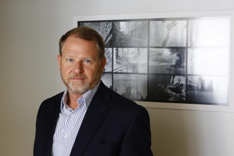 Léo Voight é um dos idealizadores do projeto de capacitação Geração Dux